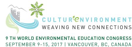 2017 World Environmental Education Congress